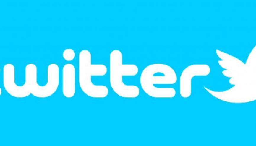 logo twitter font