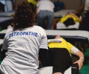 31 établissements d'enseignement supérieur d'ostéopathie sont agréés par le ministère de la Santé.