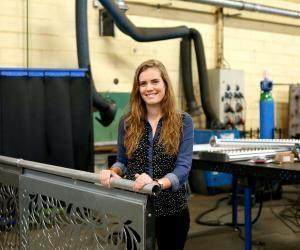 Alice, en cycle ingénieur à l'École des mines de Nancy, occupe un poste d'ingénieure R&D.