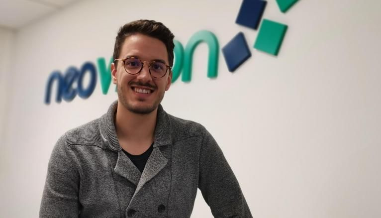 Au fil de son cursus et ses expériences, Mathieu, 27 ans, s'est trouvé l'intelligence artificielle, un domaine de plus en plus en vogue.