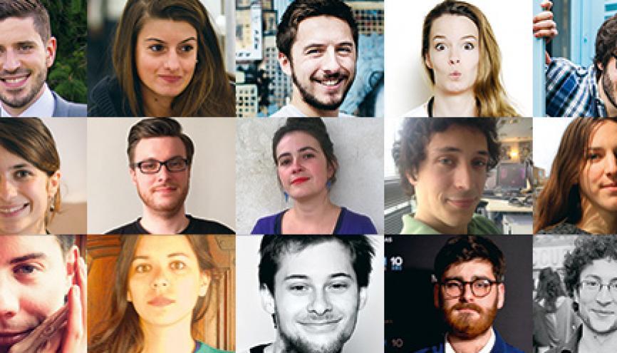 2O jeunes pros racontent leurs débuts dans le cinéma et l'audiovisuel. //©l'Etudiant
