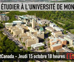 Envie d'étudier à Montréal ? Posez vos questions, on vous répond en direct.