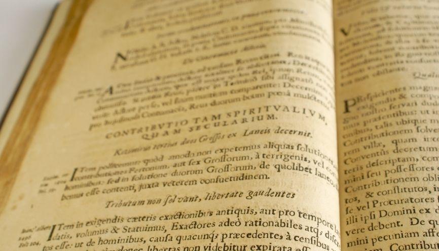 Avec la réforme, le latin et le grec sont intégrés à l'un des nouveaux enseignements pratiques interdisciplinaires. //©Shutterstock