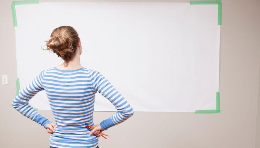 Pour les études d'art, laissez faire votre inspiration : choisissez au lycée la spécialité qui vous plaît. //©plainpicture/Image Source/davidgoldmanphoto