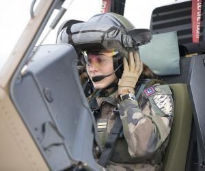 Les femmes dans l'armée de Terre