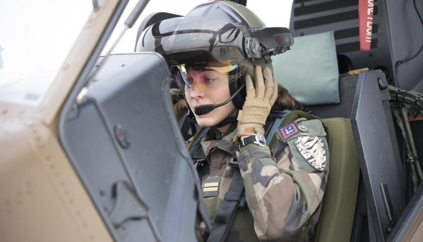 Les femmes dans l'armée de Terre //©Ministère des armées