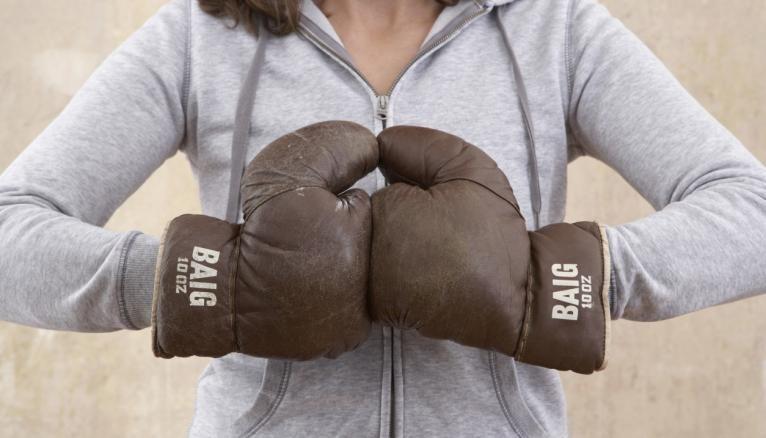 Les expressions utilisées en boxe peuvent l'être aussi dans le monde des études et professionnel.