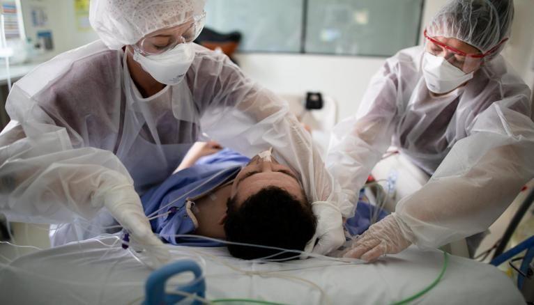 Les étudiants en soins infirmiers pourront bénéficier de cette indemnité pendant toute la durée de l'état d'urgence sanitaire.