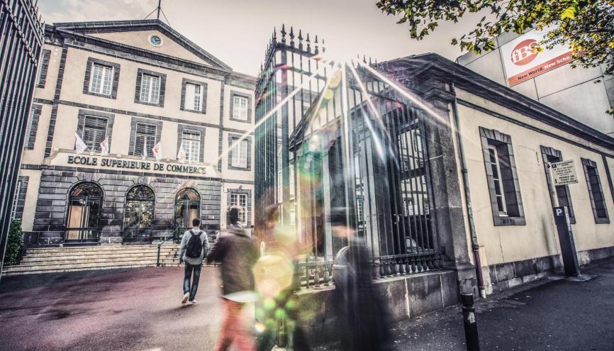 ESC Clermont //©ESC Clermont