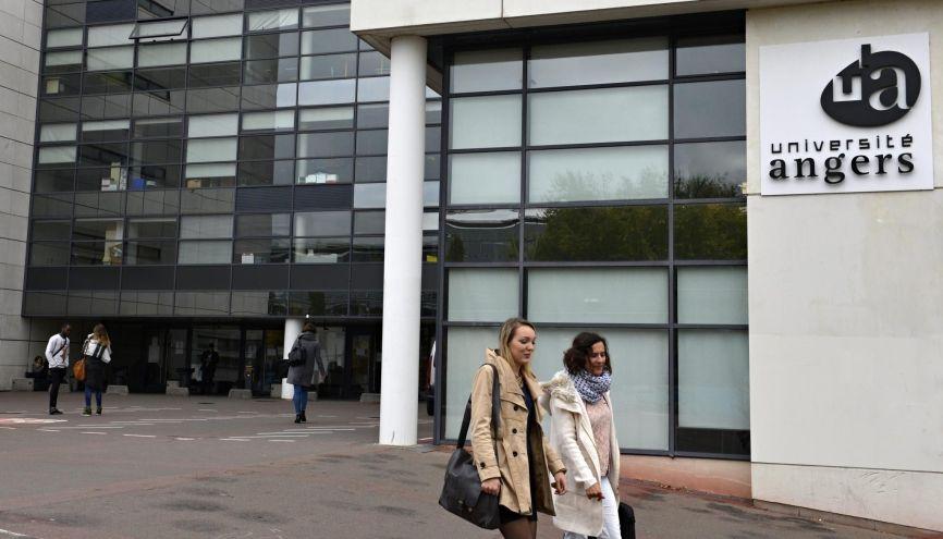L'université d'Angers a mis en place des tutorats gratuits pour aider les étudiants. //©Marie-Pierre Dieterlé pour l'Etudiant