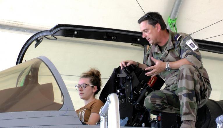 Armee De L Air 50 Metiers Pour Prendre Son Envol L Etudiant