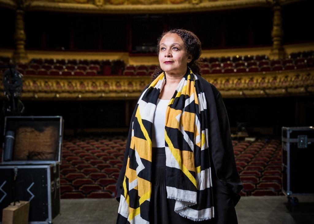 Valérie Chevalier a été administratrice de l'Opéra de Nancy pendant dix ans. //©David Richard/Transit Flash Pink pour l'Etudiant