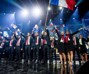 Euroskills 2018 de Budapest : les 27 membres de l'équipe de France des métiers possèdent des diplômes du CAP à bac+5.
