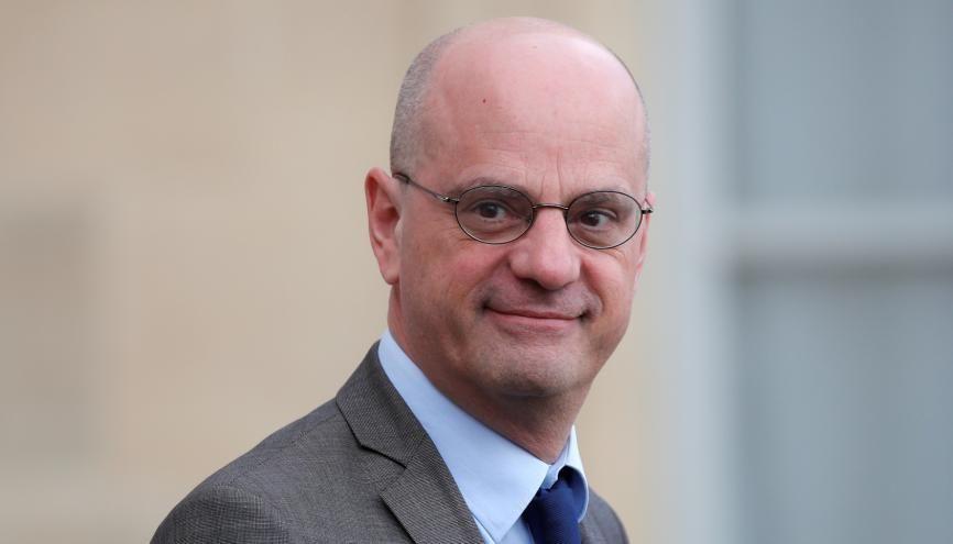 Le ministre de l'Éducation nationale, Jean-Michel Blanquer. //©Charles Platiau/REUTERS