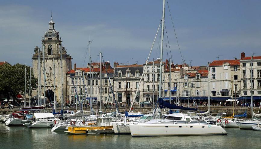 La Rochelle : une ville qui offre un cadre de vie agréable et une université qui garantit une bonne insertion à ses diplômés en master MEEF. //©Phovoir