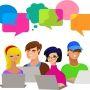 Chat, internet, réseaux sociaux // © ma_rish/iStock