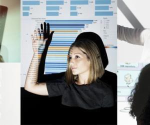 Un tiers des métiers du numérique sont occupés par des femmes.