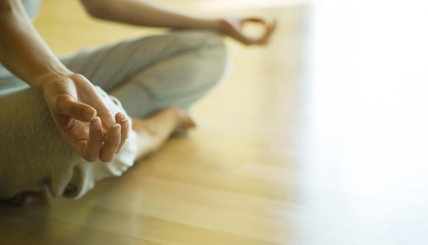 En PACES comme ailleurs, pour réussir il faut rester zen. //©plainpicture/Zenshui/Sigrid Olsson