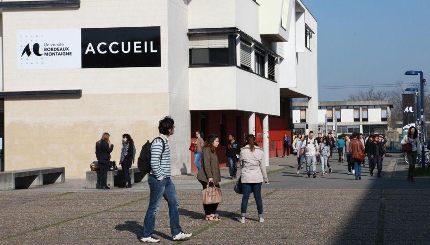 L'université Bordeaux-Montaigne fait partie des établissements qui proposent des doubles licences. //©Université Bordeaux-Montaigne