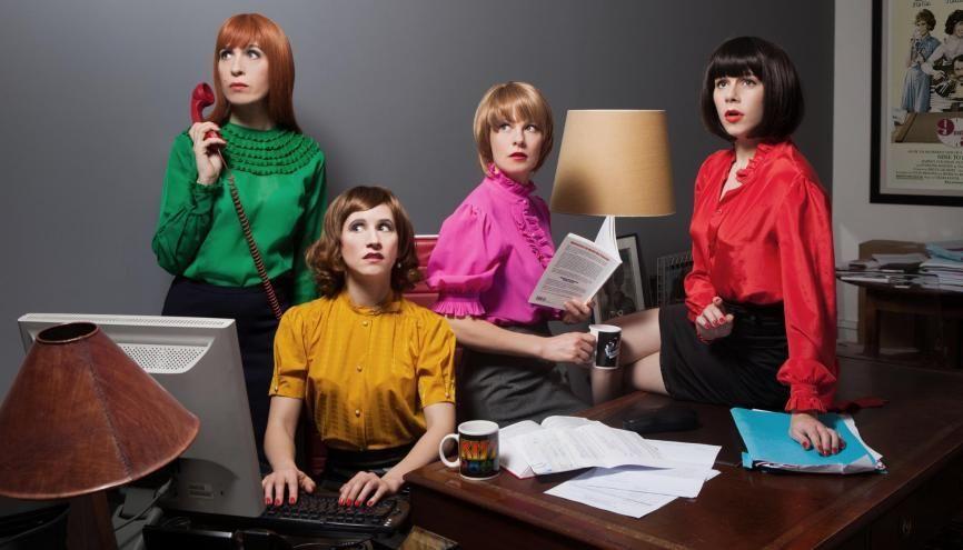 Secteurs de femmes, secteurs d'hommes : les préjugés ont la peau dure ! //©plainpicture/Cédric Roulliat