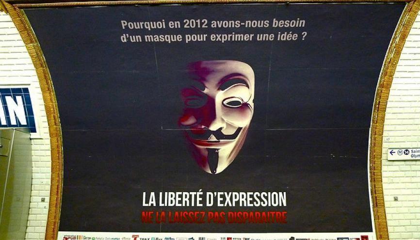 La liberté d'expression n'est pas totale sur Internet. La diffamation, l'injure ou le dénigrement tombent sous le coup de la loi. Apprenez à critiquer en toute légalité. //©Luc Legay/Flickr/CC