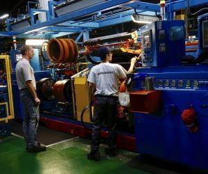 L'industrie tricolore reprend des couleurs et prévoit de recruter 250.000 personnes par an jusqu'en 2025.