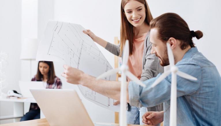 Les cursus en développement durables et sur les enjeux énergétiques sont en plein développement dans les écoles d'ingénieurs.