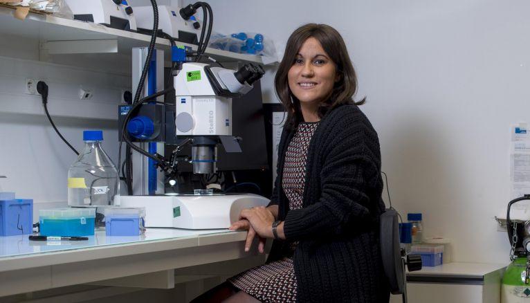 En plus de ses travaux de recherche, Audrey veut faire naître des vocations scientifiques chez les collégiens et lycéens.