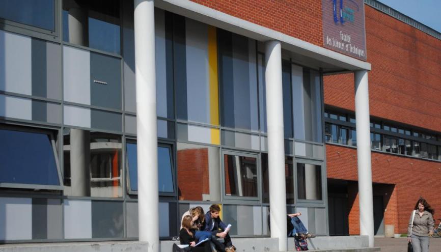 L'université du Havre en 2011 //©Camille Stromboni