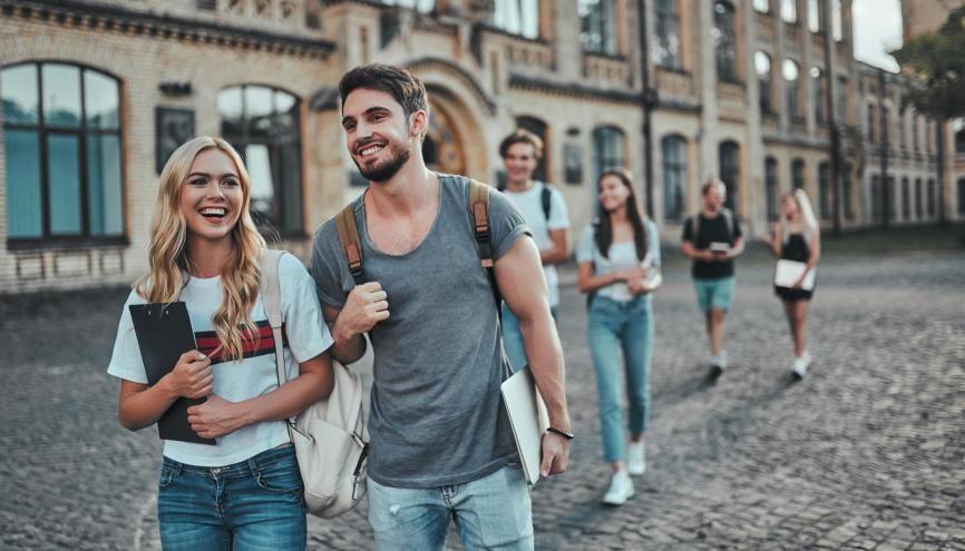 Les étudiants vont devoir s'adapter aux nouvelles mesures qui seront appliquées à la rentrée universitaire. //©Vasyl / Adobe Stock