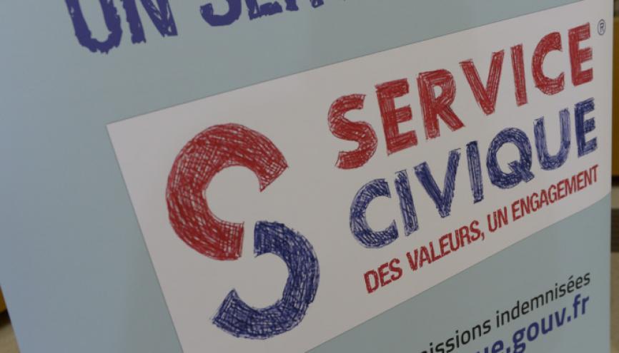 Un engagement qui peut être décisif pour l'avenir des volontaires. //©Gilles Rolle / R.E.A