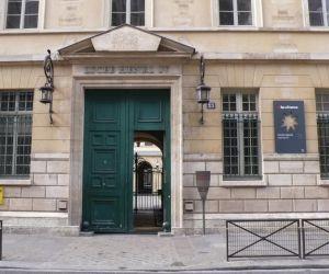 Lycée Henri IV © gertrude o'byrne