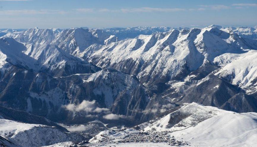La montagne, un milieu magnifique et hostile, riche en professions pour passionnés. //©zir