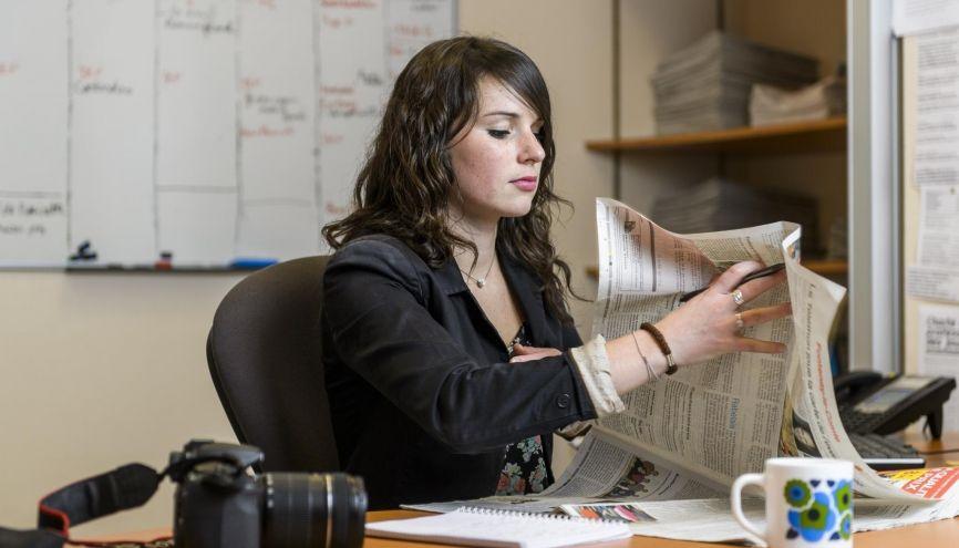 En alternance, vous pouvez choisir entre le contrat d'apprentissage ou le contrat de professionnalisation. //©Alex Giraud pour l'Étudiant