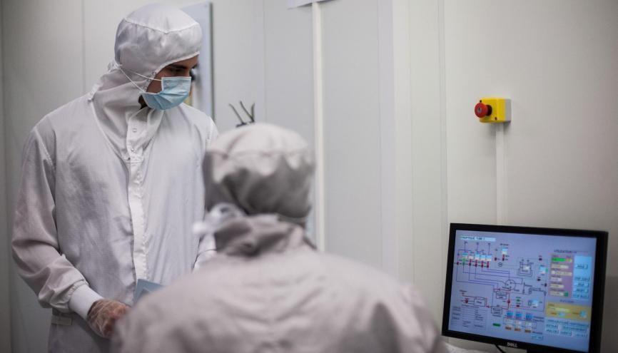 Au sein de l'école d'ingénieurs Grenoble INP-Phelma. Les outils informatiques permettent de stocker, classer et comparer des données scientifiques. //©Pablo Chignard pour l'Etudiant