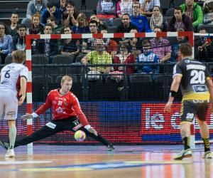 Julien Meyer fera son entrée en équipe de France de handball en mai 2017.