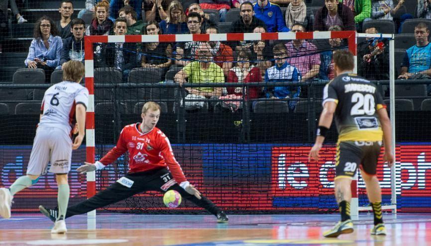 Julien Meyer fera son entrée en équipe de France de handball en mai 2017. //©Photo fournie par le témoin