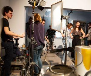 Acteur, réalisateur, technicien de plateau : les carrières dans le cinéma sont nombreuses mais les places sont chères.