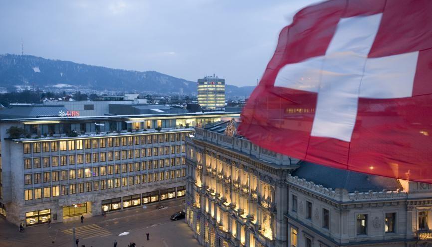 La Suisse : l'autre pays des écoles hôtelières préféré des Français. //©plainpicture/Kaiser