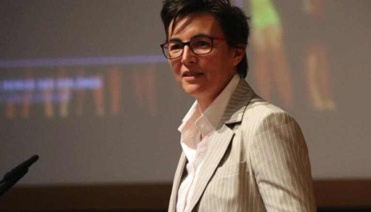 Nathalie Hector, directrice du PGE (programme grande école) d'emlyon.
