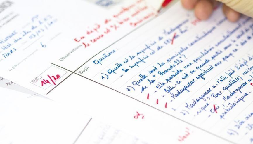 La rétention des copies du bac toucherait notamment les académies de Créteil, Versailles, Lille, Rouen, Caen et Toulouse. //©Fotolia/Imagika