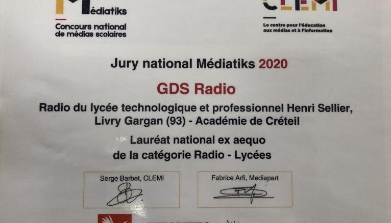 Le jury est composé de professionnels de l'information et de l'éducation, et est présidé par Fabrice Arfi, journaliste à Mediapart.