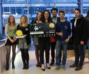 L'EDHEC Business School récompensée pour la forte mobilisation de ses étudiants lors du concours TousHanScène 2015