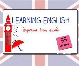 L'anglais facile : 33 cours pour progresser à l'écrit