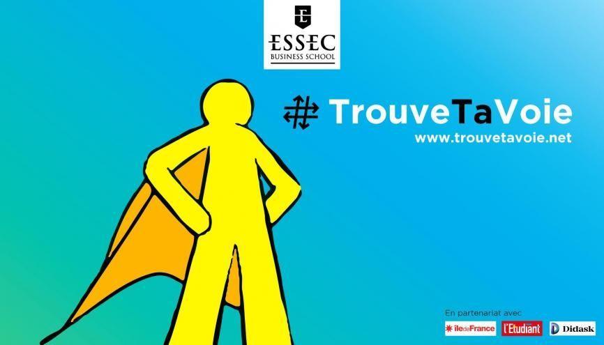 Ce MOOC d'orientation propose, dès le 18 janvier 2018, un parcours personnalisé aux lycéens. //©ESSEC