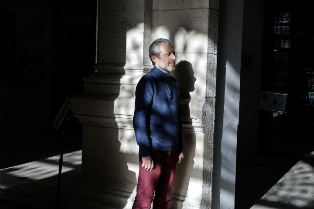 Pierre Mathiot a été directeur de Sciences po Lille,de 2007 à 2015. //©Aimée Thirion/Hans Lucas pour l'Etudiant