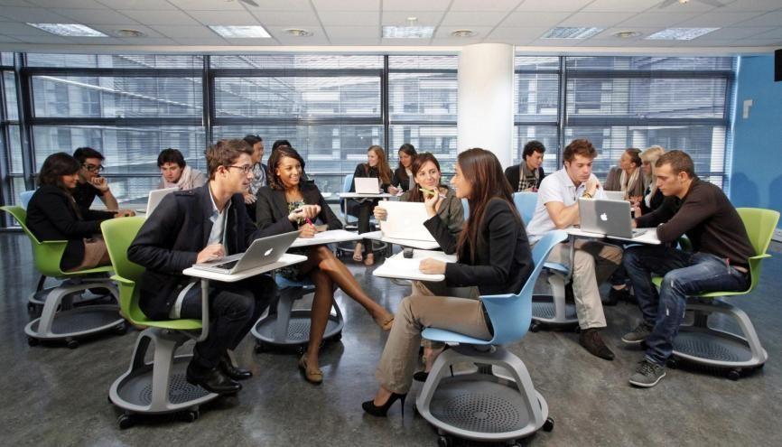 Skema Business School propose plusieurs MSc spécialisés en droit, économie-gestion. //©Maxime Dofour/Skema Busines School