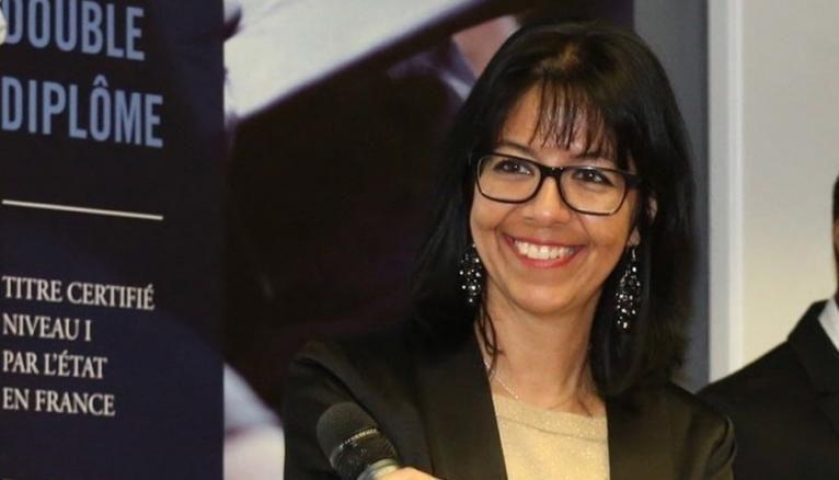 Karine Chaux, directrice du CEFAM