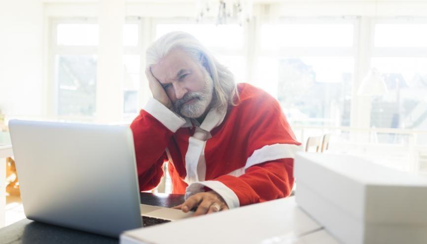 """Doit-on mettre une majuscule à """"père"""" dans le nom """"père Noël"""" ? //©plainpicture/Westend61/Robijn Page"""