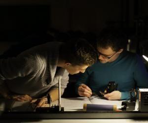 La classe prépa PCSI du lycée Chateaubriand à Rennes est à dominante physique-chimie.